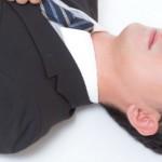 会社で寝るなら床で寝ろブラック企業に勤める辛さだよね